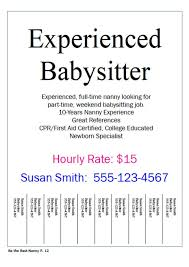 babysitting ads doc mittnastaliv tk babysitting ads 23 04 2017
