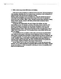 bullying essay page essay on bullying request letter heading view larger