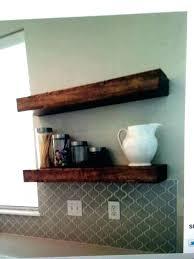 reclaimed wood wall shelf bathroom walls distressed cabinet shelves floating reclaimed wood wall shelf floating shelves