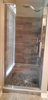 pivot frameless shower door