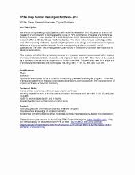 Resume Cover Letter Engineering Best of Chemical Engineering Cover Letter Hp Field Service Engineer Sample