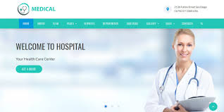 Healthcare Medical Html5 Template