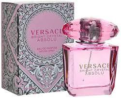 <b>Versace Bright Crystal Absolu</b> Eau De Perfume Spray 30ml: Amazon ...