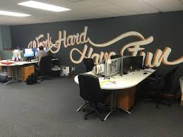 creative office. Work Hard Have Fun - EPIC Creative West Bend, WI Office E