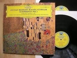 Gustav <b>Mahler - Rafael Kubelik</b> - Symphonie Nr. 3 | Discogs