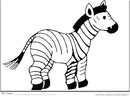 Cute Zoo Animal Coloring Pages Zoo Al Coloring Sheets Color Page