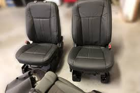 leather upholstery interior kits offer you an option for replacing or updating your factory seats the seat kits come in several design options for