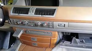 Sport Series 2004 bmw 745li : BMW 745 750 - Dash Wood Trim & Center Air Vent Removal Part 2 ...