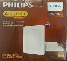 Philips Astra 15 Watt Square Led Panel