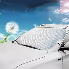 Frost Guard Windshield Cover Size Chart Car Windshield Cover Sun Shade Protector Winter Snow Ice Rain Dust Frost Guard