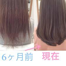 カットで髪がスカスカになって失敗した時の改善方法