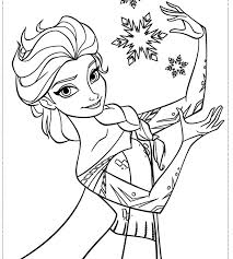Small Picture Disney Frozen Coloring Pages Free Free Coloring Pages For Kids