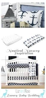 decoration ahoy mate crib bedding nautical nursery inspiration our baby made in the babies