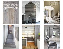 Gray Stained Kitchen Cabinets Home Trend Weathered Grey Wood Wood Stain Stains And Cape Code