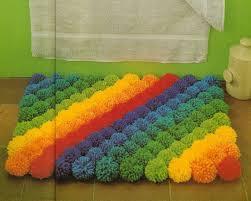 Pom Pom Rug Pattern
