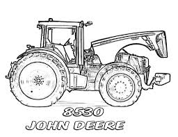 Small Picture John Deere Coloring Pages Picture 2 with John Deere Coloring Pages