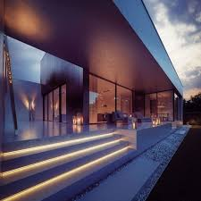 modern home lighting. modern house living architecture exterior design contemporary mid home lighting d