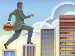 Move Up The Ladder How To Move Up At Your Company The Corporate Ladder