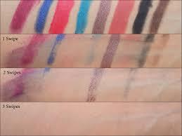nyx eye lip makeupremover efficiency