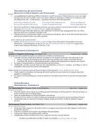 Sample Career Change Resume Resume Samples