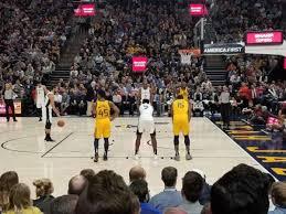 Vivint Smart Home Arena Section 17 Home Of Utah Jazz