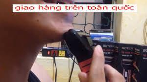 Máy cạo râu kiêm tông đơ cắt tóc đa năng 5 in 1 - Accessories - Hanoi,  Vietnam