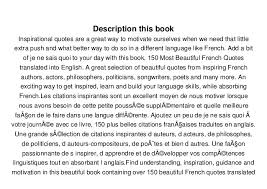French Quotes With English Translation Interesting PDF] 48 Most Beautiful French Quotes Translated Into English Full
