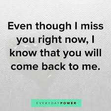 80 I Miss You Quotes For Him And Her 2019