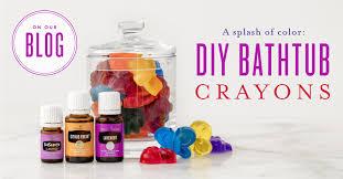 a splash of color diy bathtub crayons