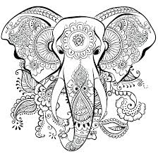 Elephant Coloring Pages Google Search Wooden Cut Outs Elephants Baby