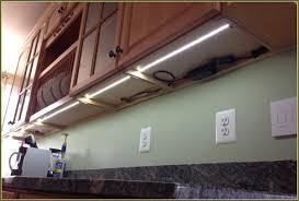 Under Cabinet Lights Kitchen Installing Led Strip Lights Under Cabinet Soul Speak Designs