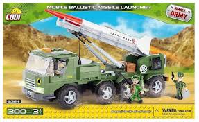 <b>Конструктор Cobi</b> Small Army 2364 Мобильная ракетная установка