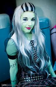 monster high frankie stein cosplay great for and ic conventions