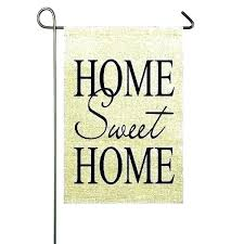 monogram house flags mon outdoor house flags decorative for in flag classic f garden estate