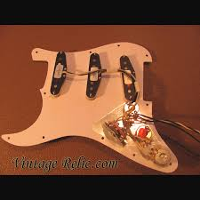 pre wired strat pickguard fender cs texas specials vintage texas special pickups wiring diagram pre wired strat pickguard fender cs texas specials