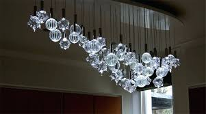 magnetic glass crystals for chandeliers shades home depot replacement prisms modern led and seafoam sea chandelier celeste empire nuggets au courant