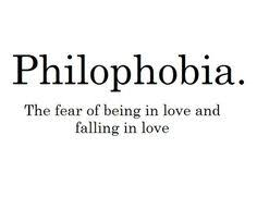Scared To Love on Pinterest   Being Scared Quotes, Emotionless ... via Relatably.com