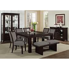 dining room dark gray room design ideas with beige fl modern grey dining room