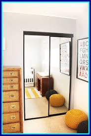 diy closet diy mirrored closet door makeover unbelievable painted closet mirrored and pic of diy door makeover popular mirror ideas