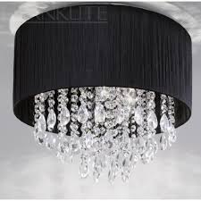 franklite fl2282 4 royale crystal flush ceiling light