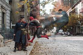 Spider-Man: No Way Home' Trailer Brings ...