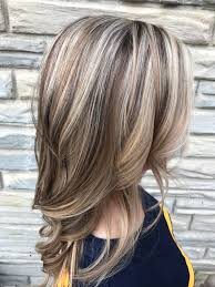 Blonde Highlights And Light Brown Lowlights Beauty In 2019