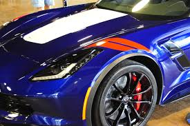 Four New 2017 Corvette Colors Showcased At Michelin Ncm Bash
