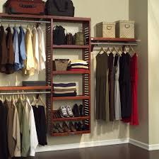 Wonderful Bedroom The Most Double Hang Closet Organizer Rod In