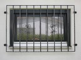 Fenstergitter Rupp Metalltrend