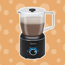 The powerlix handheld battery operated milk frother earns top marks for it's slim. 10 Best Gourmet Hot Chocolate Makers Taste Of Home