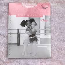 Capezio Future Star Pink Footed Tights Kids M L Nwt