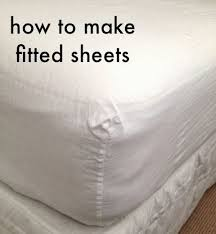 own fitted sheets