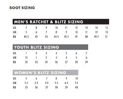 Thor Kids Boots Sizing Guide Mxstore Help