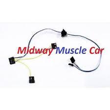 chevelle wiper motor windshield wiper motor wiring harness 65 chevy chevelle el camino bu fits chevelle